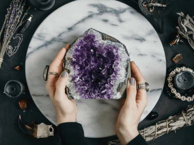How to Grid Your Home with Crystals