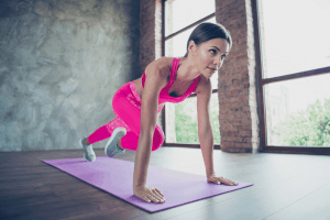 Glo Up Challenge Fitness