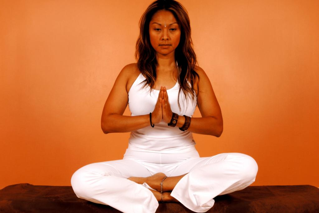 ashram meditation