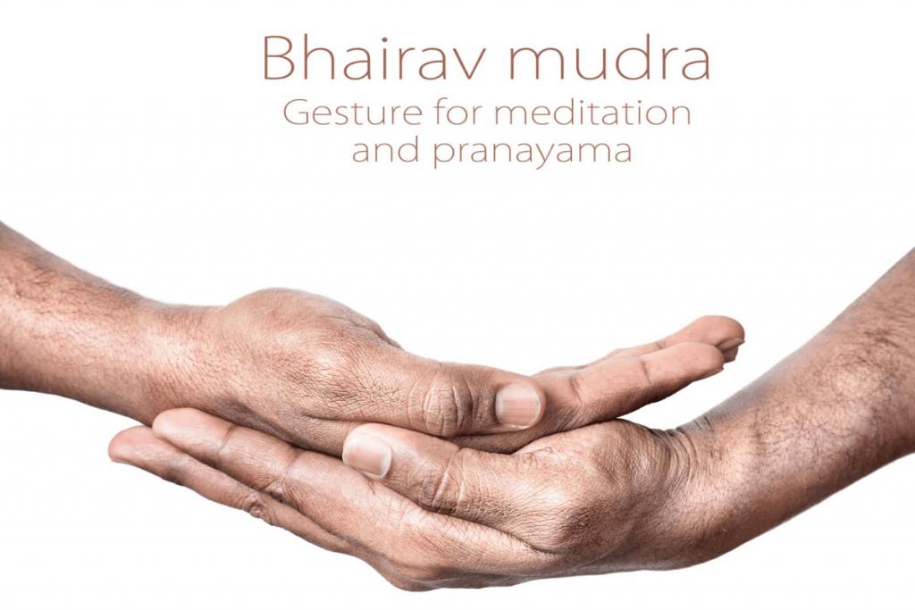 bhairav mudra