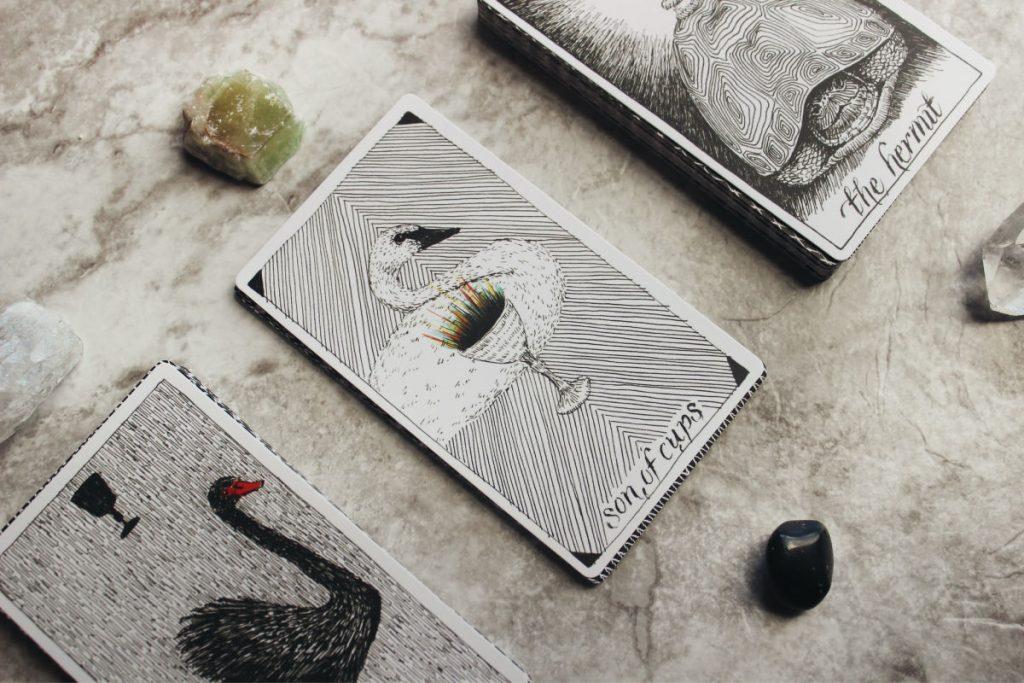 simple 3 card tarot spread