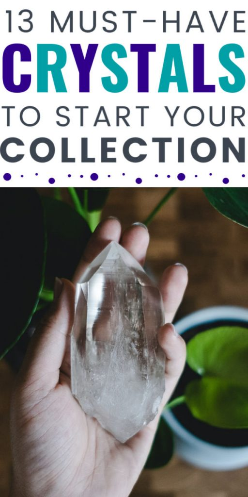 13 Best Crystals for Beginners to Start Your Collection