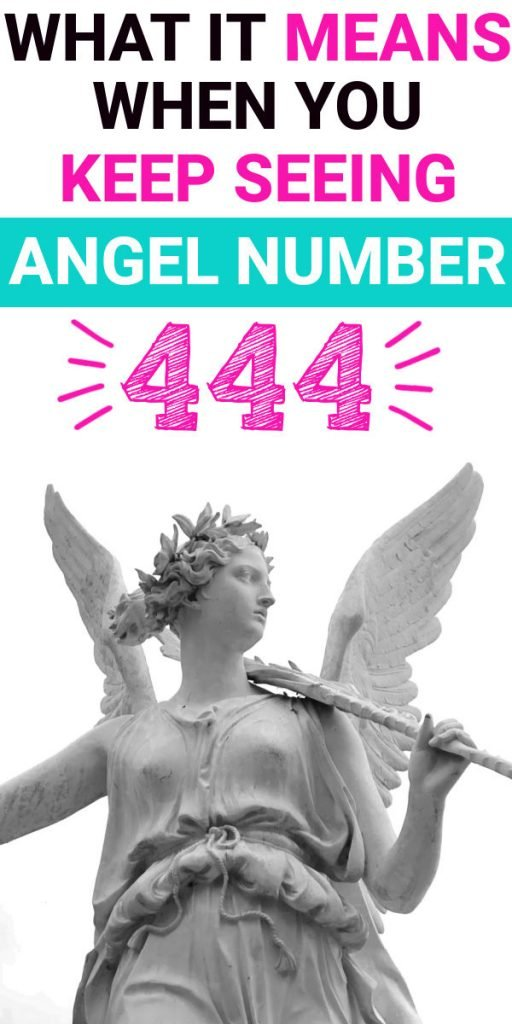 Angel Number 444 - What It Means And Why You Keep Seeing It