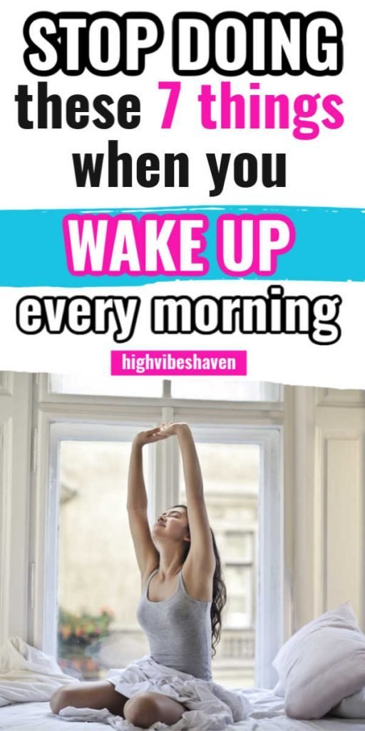 Stop Doing These 7 Bad Morning Habits When You Wake Up Every Day