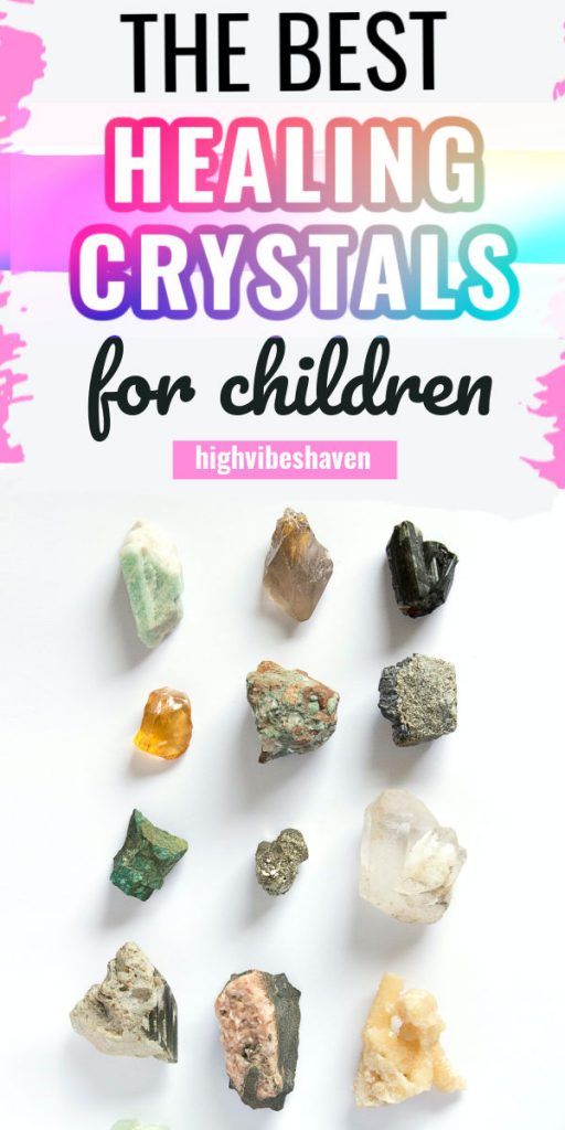 The Best Healing Crystals for Kids