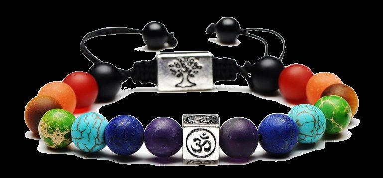 chakra healing bracelet