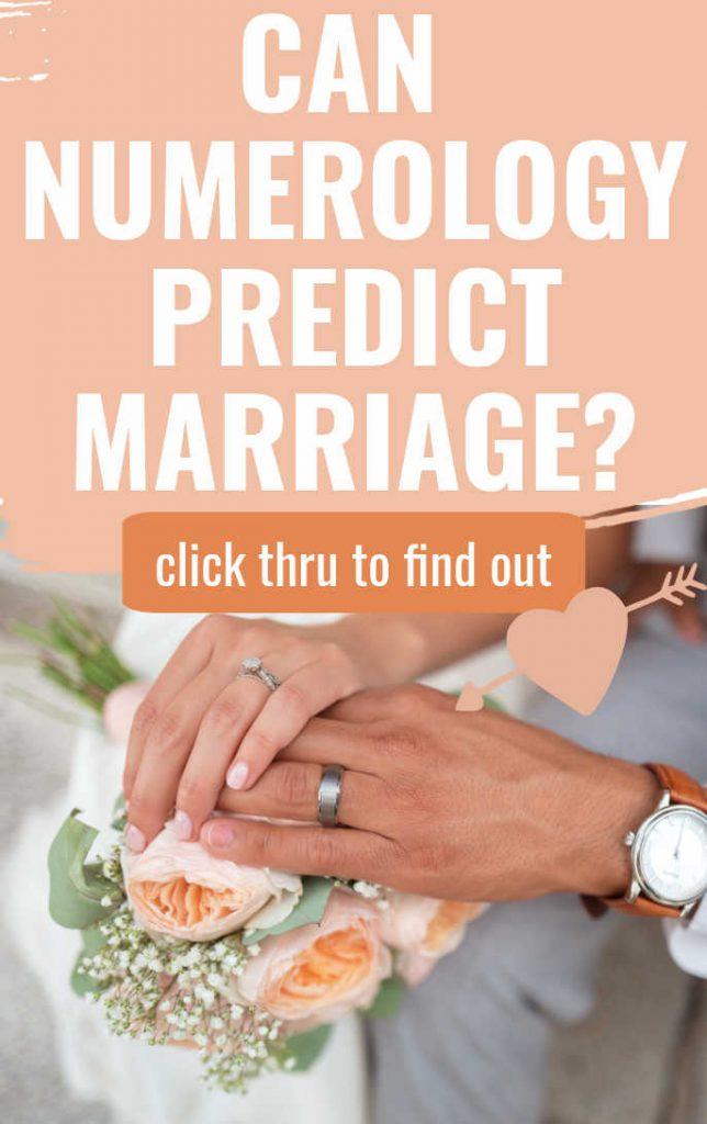 Can Numerology Predict Marriage?