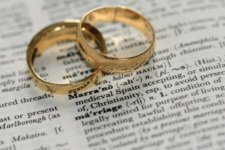 two gold wedding bands can numerology predict marriage