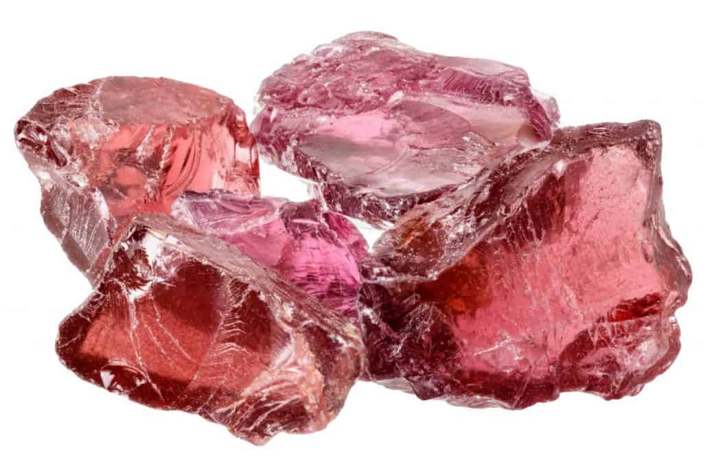 garnet root chakra stones