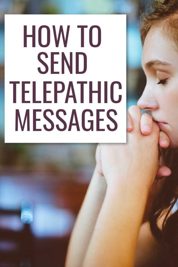How to Send Telepathic Messages to Someone Far Away