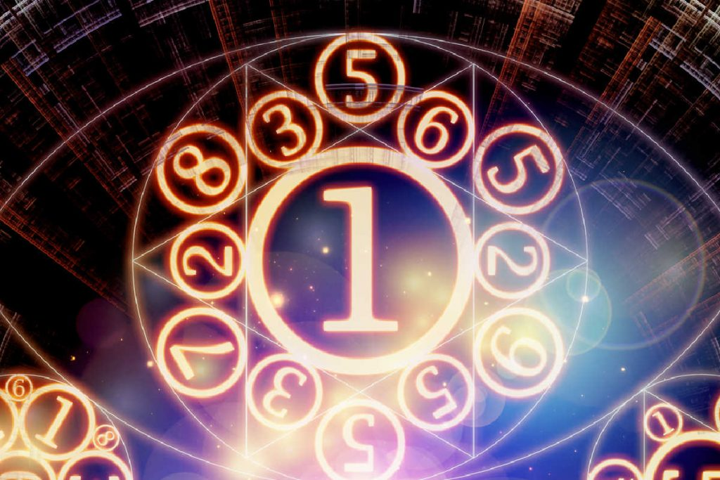life path number 1 numerology
