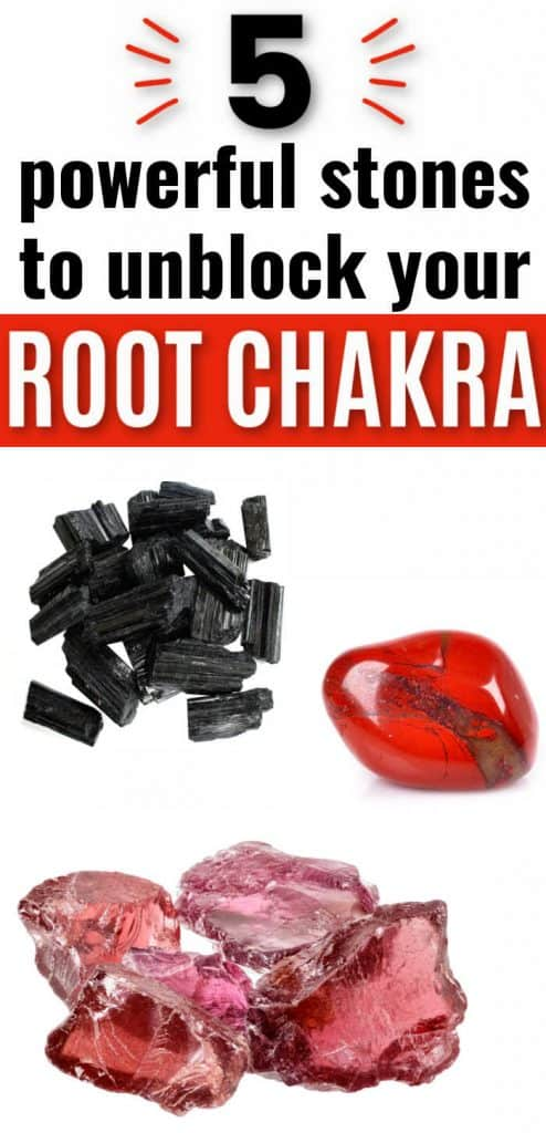 5 Root Chakra Stones With Powerful Unblocking Properties