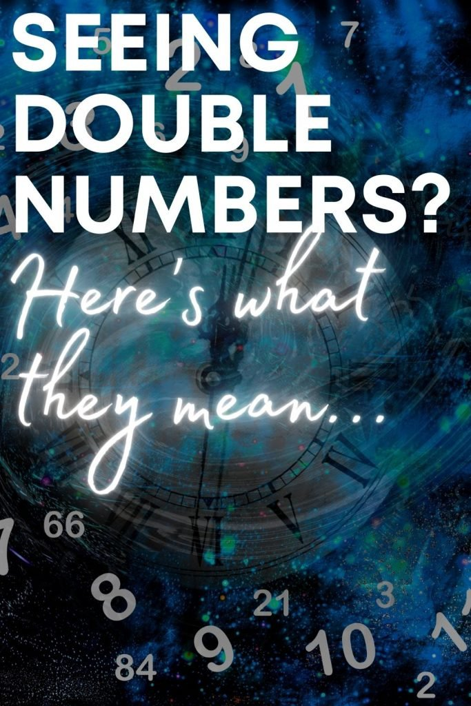 Seeing Double Numbers? Here's What They Mean...