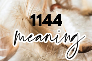 1144 meaning