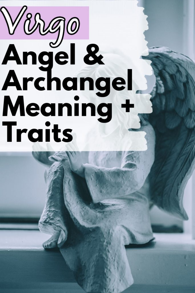 Virgo Angel and Archangel Meaning and Traits