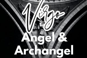 virgo angel and archangel