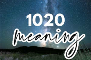 1020 meaning