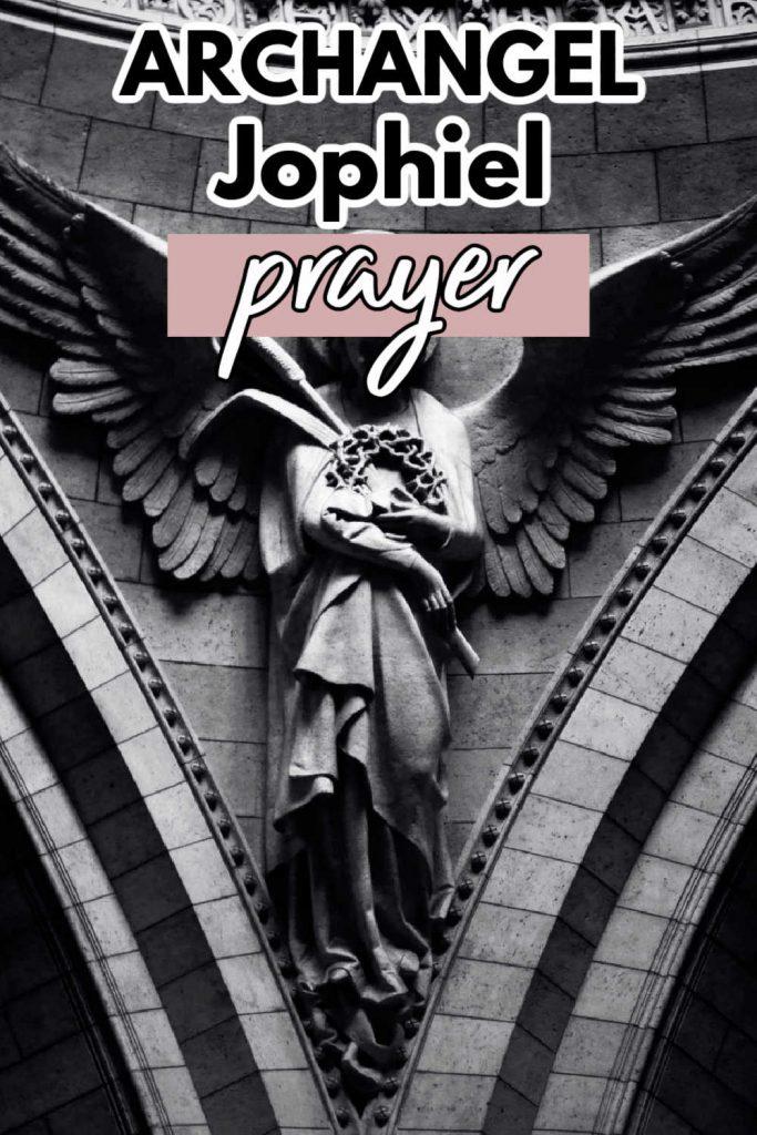 archangel jophiel prayer